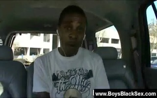 blacks thugs breaking down sissy white boys 17