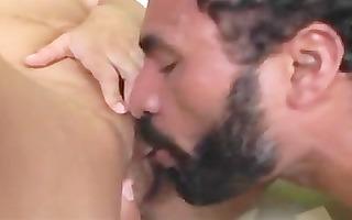 licking