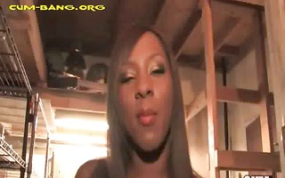 darksome playgirl can white penis