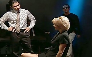 dina pearl and the group sex boys