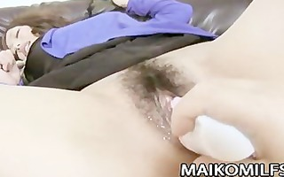 mother i japanese tomoka kuroki getting her bawdy