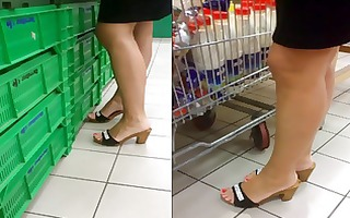 candid sexy feet &; shoes collection 4