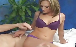 sexy 18 year old girl receives drilled hard