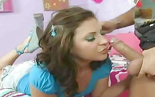 bedroom blowjobs and pussy licking joy