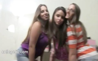 hawt sweethearts fucking in their college room