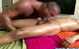 homosexual str guy oral-stimulation and gazoo fuck