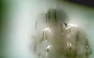 oriental mamma in the shower 4