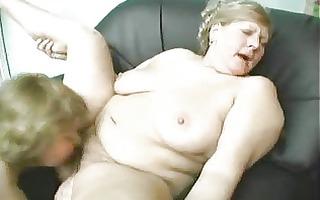 lesbo grannys