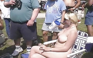 joy at a nudist rally 4