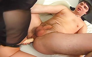 hot mamma shows boy whos boss