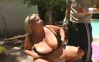 wonder tracey big beautiful woman workout