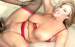aged having interracial sex with her boyfriend
