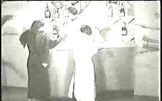 vintage nudist bar