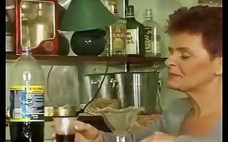 granny bonks in a bar