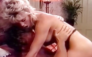 pecker worshipped by retro breasty gal