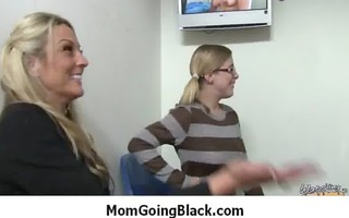 momgoingblack.com - mother i drilled by dark 25