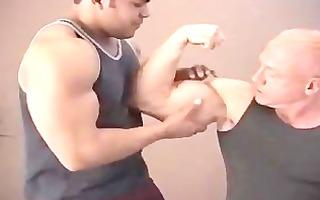 tom lord muscle macho