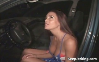 slutty mother i with large wobblers sucks heavy