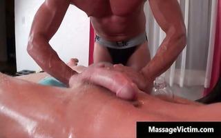 hawt gay chap blows pecker and gets