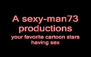 your beloved cartoon stars having sex