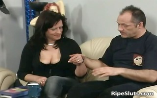 lonely teacher banged and fucked
