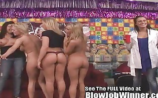 all natural fit blonde babe friend kay blows her