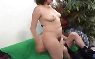 older curly d like to fuck engulfing and fucking
