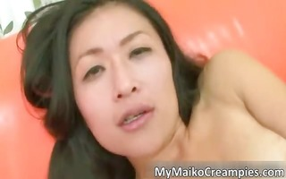 sexy body nice oriental milf wench sucking part6