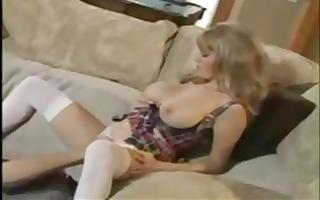 breasty schoolgirl candy cotton