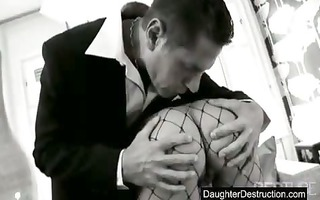 latin daughter pounded nice