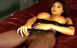 hot mom with giant marangos teasing