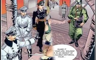 strange slavery sex comics