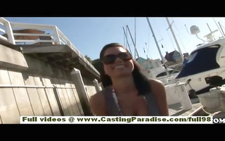 micah moore independent sweetheart in bikini and