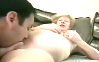 aged granny