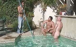 large fellows make a pool cleaner to satisfy em