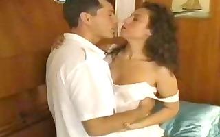 hard porn movie scene in a yacht