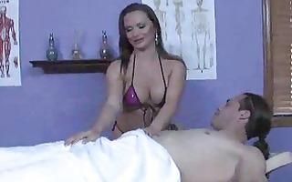 german massuese seduces a client p 13