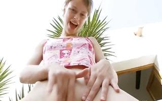 teasing and peeing of my girlfriend