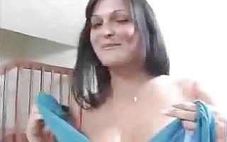 large tit milf