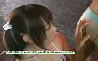 shoko yokoy virginal cute chinese girl loves to