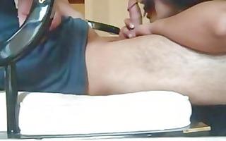 slutty pakistani girlfriend sucking chaps dick
