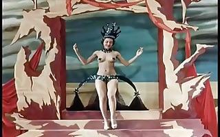 nudity in french movies: ah! les belles