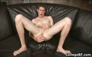 college hunk ryan diehl jerking off