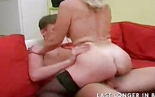 granny with saggy tits gets drilled part2